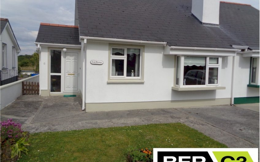 6 Quinn Villas, Boher Bui, Ballaghaderreen, 'Fresh Meadows'