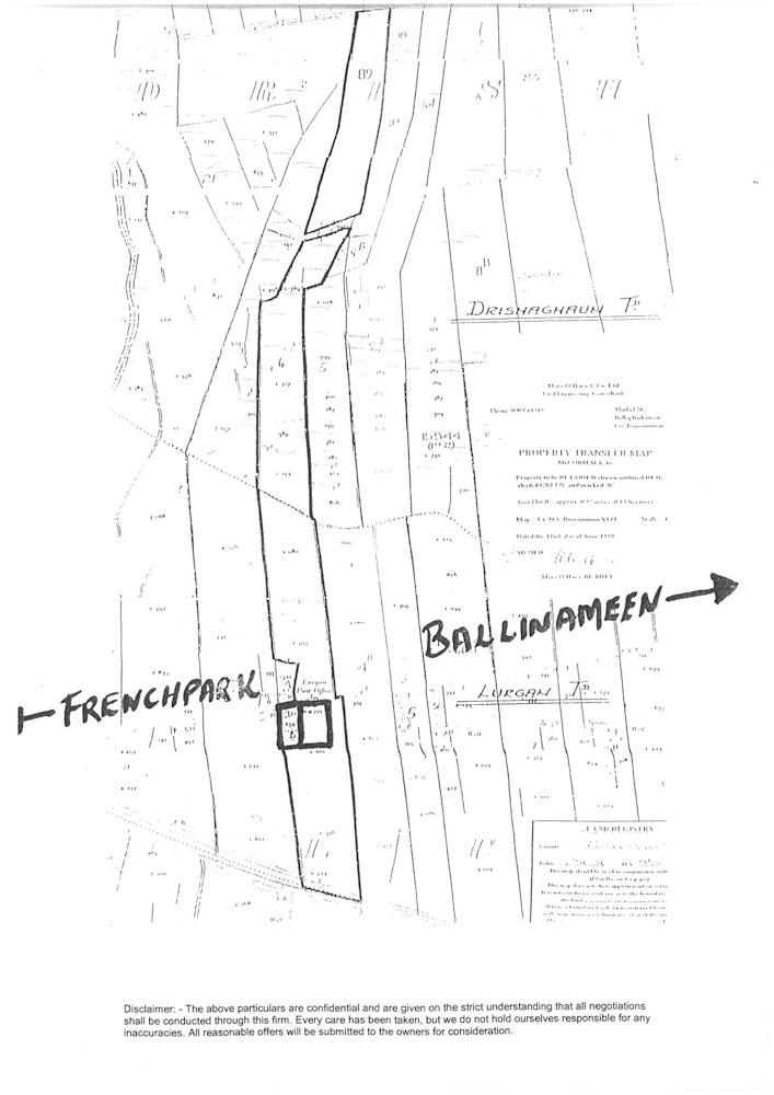 LURGAN & DRISHAGHAUN, FRENCHPARK, CO. ROSCOMMON