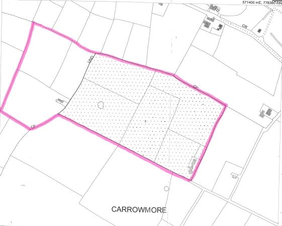Carramore & Lisliddy, Castlerea F45 YK75